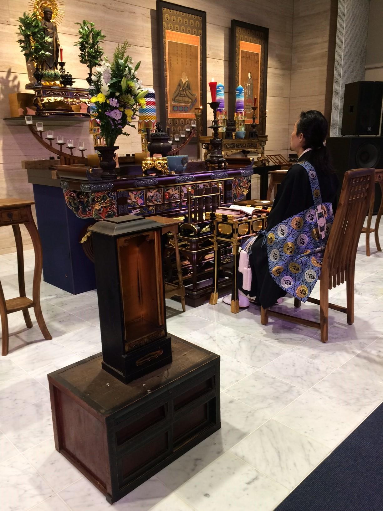 仏壇と神棚回収のご依頼 お客様の声