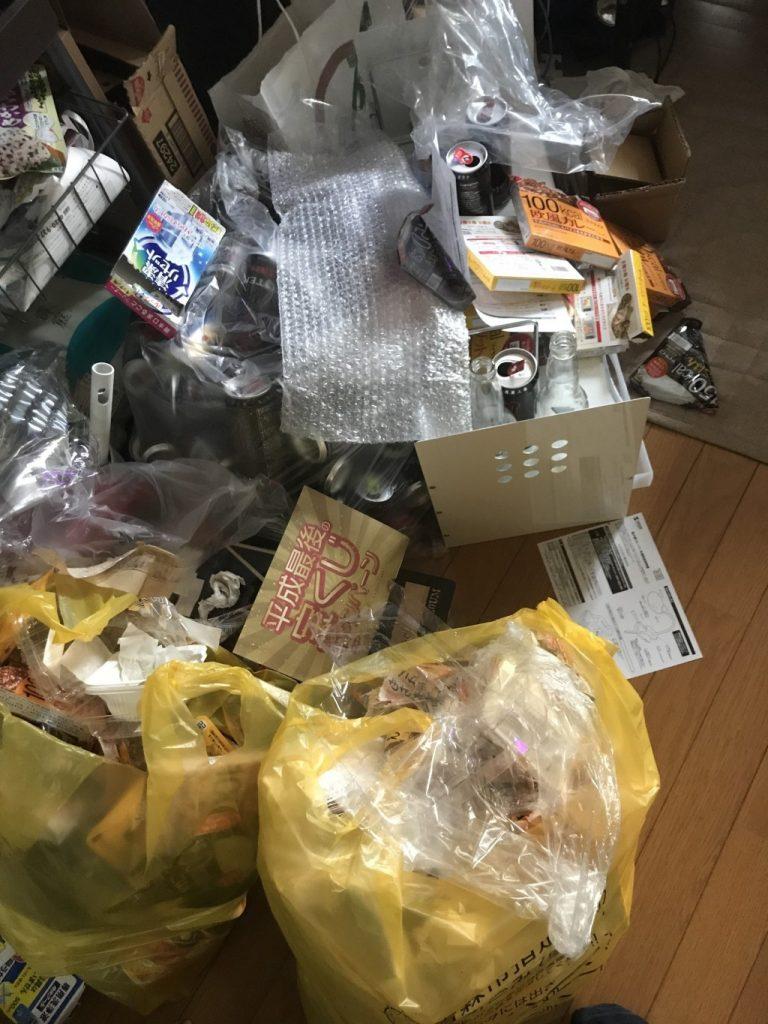 【鰺ヶ沢町】ダンボール、家庭ごみの回収