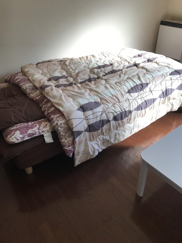 【青森市】ベッド、こたつ、布団の回収・処分ご依頼 お客様の声