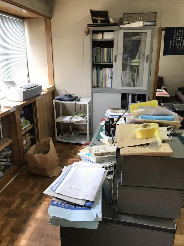 【青森市西滝】事務所の不用品回収☆予算内の回収にご満足頂けました