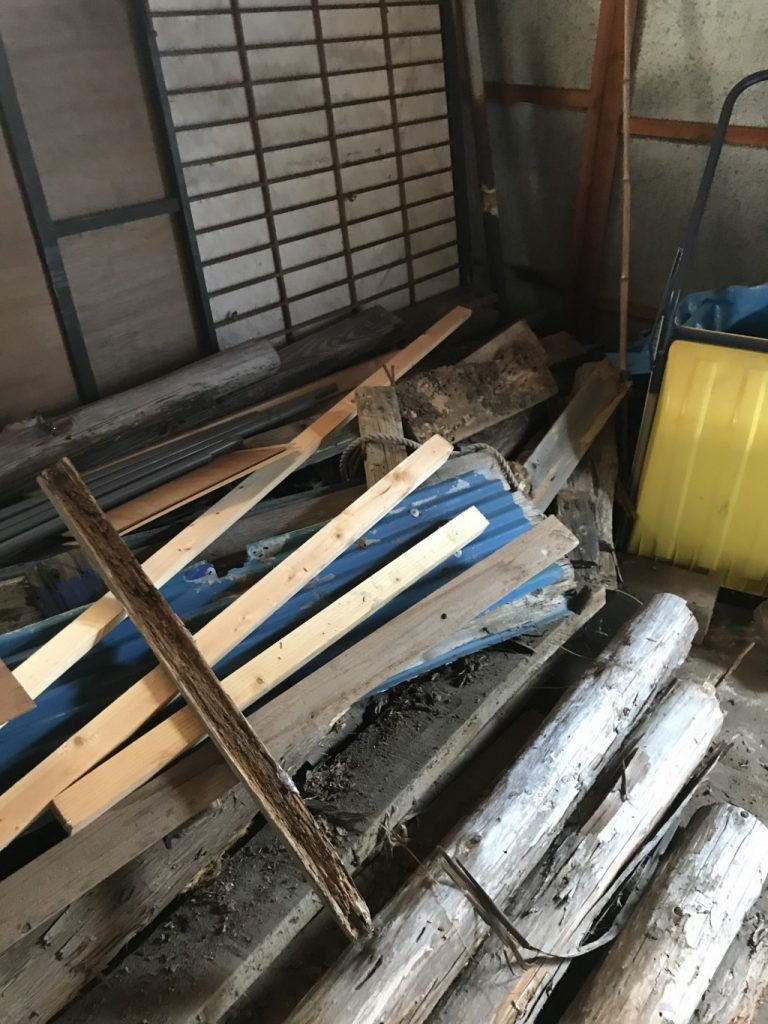 【つがる市】大量のゴミの出張不用品回収・処分ご依頼