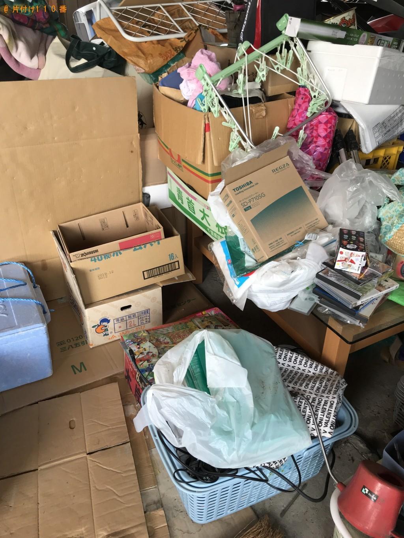 仏壇を含む家財道具一式処分の回収・処分ご依頼 お客様の声