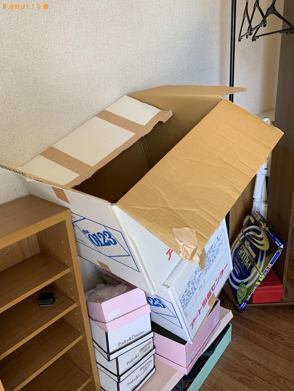 【六戸町】食器棚などの出張不用品回収・処分ご依頼