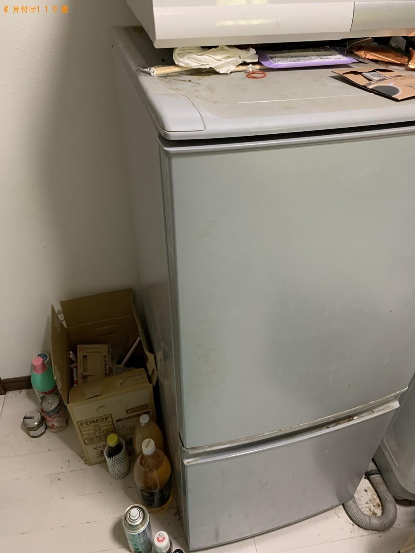 【弘前市】冷蔵庫、洗濯機、電子レンジ、折り畳みベッド等の回収