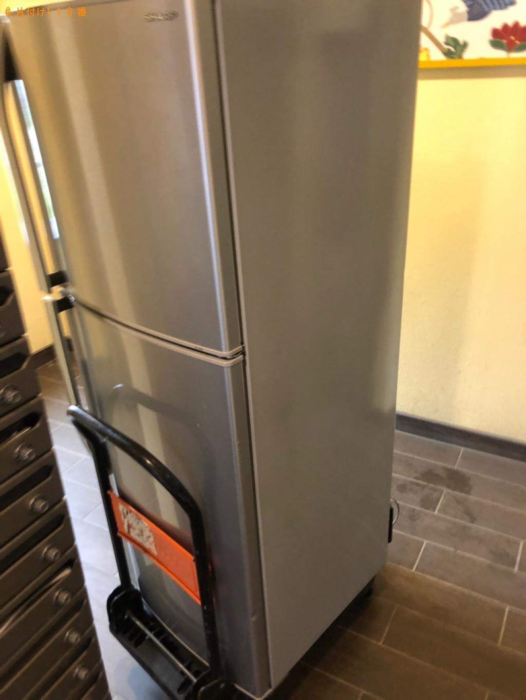 【青森市】冷蔵庫の回収・処分ご依頼 お客様の声
