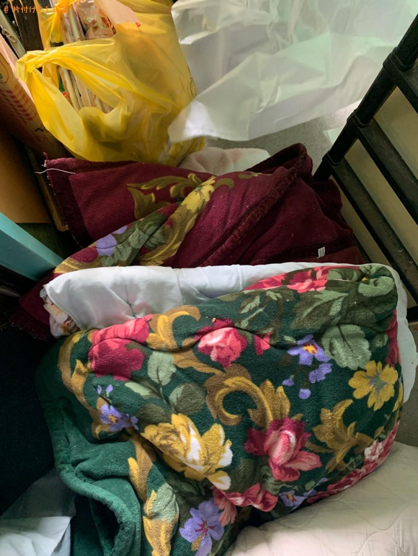 【青森市】食器棚、衣装ケース、一般ごみ等の回収・処分ご依頼