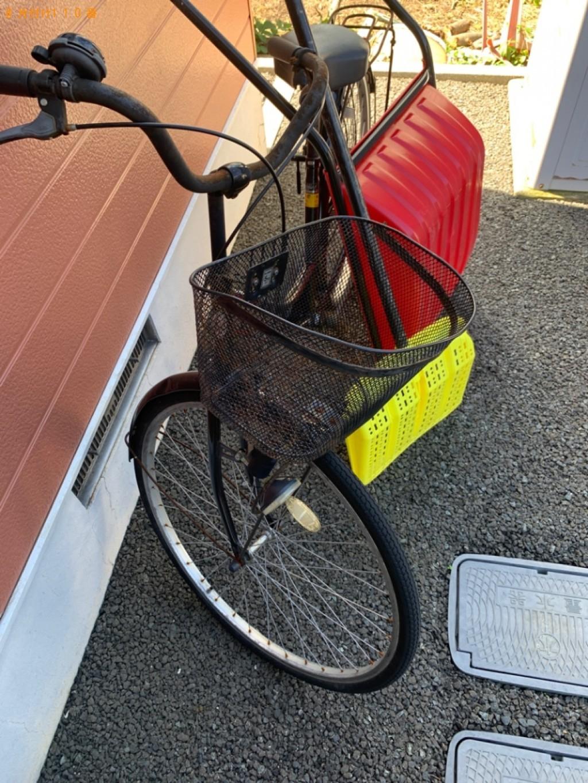 【八戸市】自転車、冷蔵庫、洗濯機、こたつ、食器棚等の回収・処分