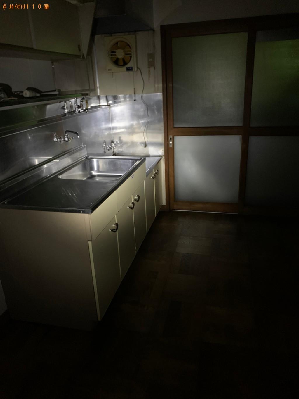 【弘前市】冷蔵庫、テレビ等の回収・処分とハウスクリーニングご依頼