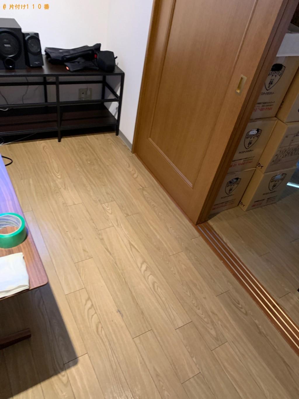 【青森市】ガラステーブル、ソファー、一般ごみ、家電等の回収・処分