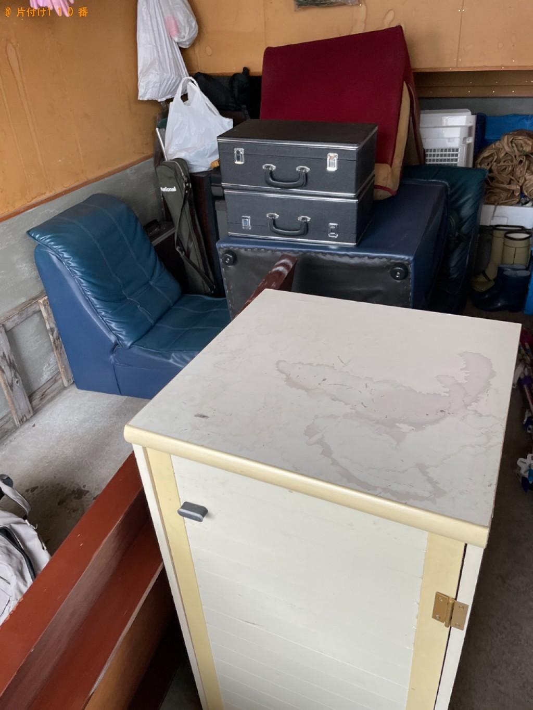 【青森市】ソファー、一般ごみ、スーツケース、テーブル等の回収