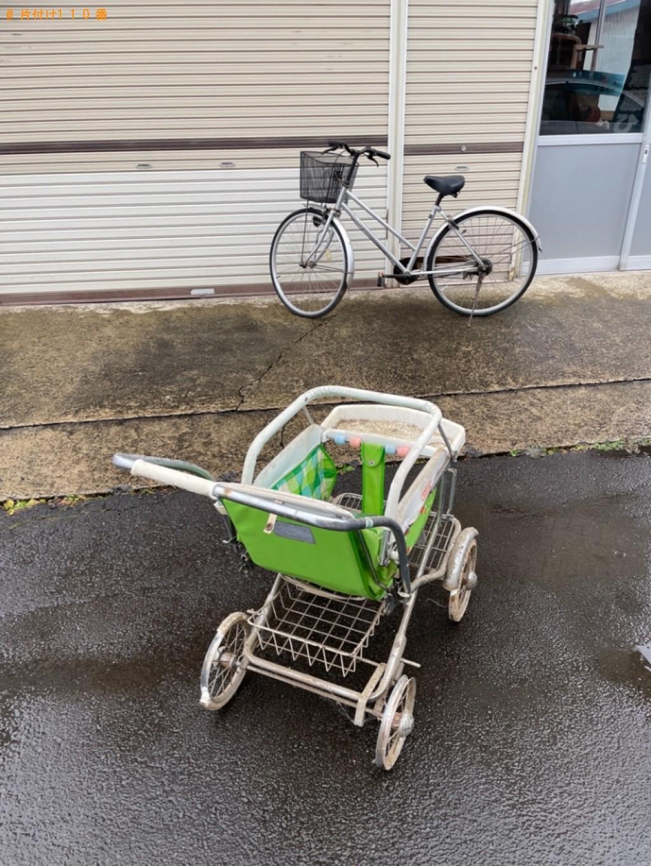 【平川市】自転車、乳母車、ブラウン管テレビ、ドラム缶の回収・処分
