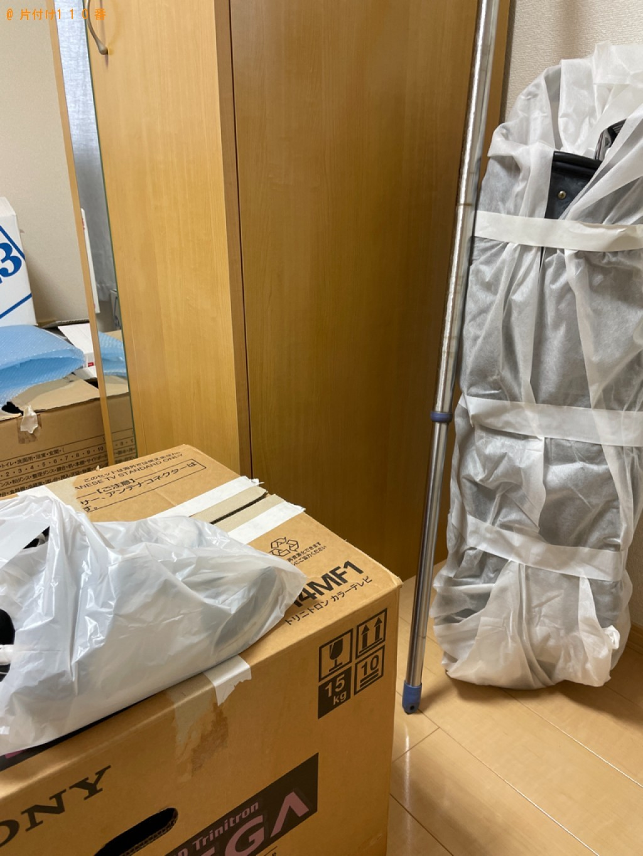 【青森市】テレビ、タンス、スポーツ用品等の回収・処分ご依頼