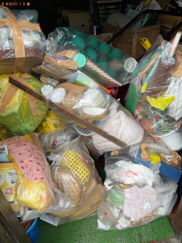 【平川市本町】一般ごみの回収・処分ご依頼 お客様の声