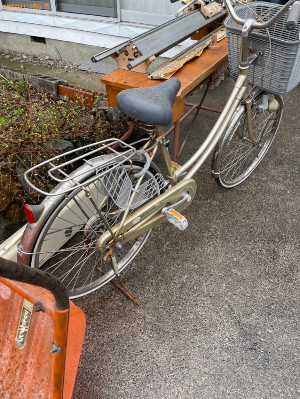 【青森市】自転車、業務用の編み機、ママさんダンプの回収・処分