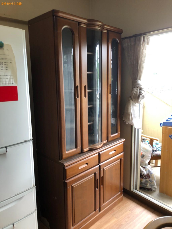 【青森市】食器棚、タンス、冷蔵庫等の回収・処分ご依頼 お客様の声