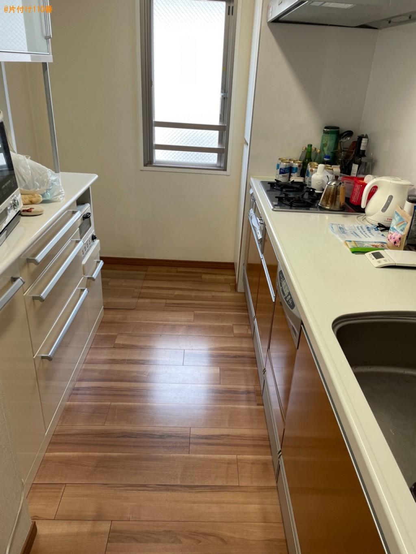 冷蔵庫、洗濯機、椅子、トランポリンの回収・処分ご依頼 お客様の声
